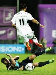 Nacional vs F.C. Porto (Homem de Gouveia/Lusa)