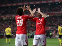 Benfica-Beira Mar, 3-1 (resultado final)