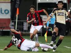Olhanense vs Benfica (Luís Forra/Lusa)