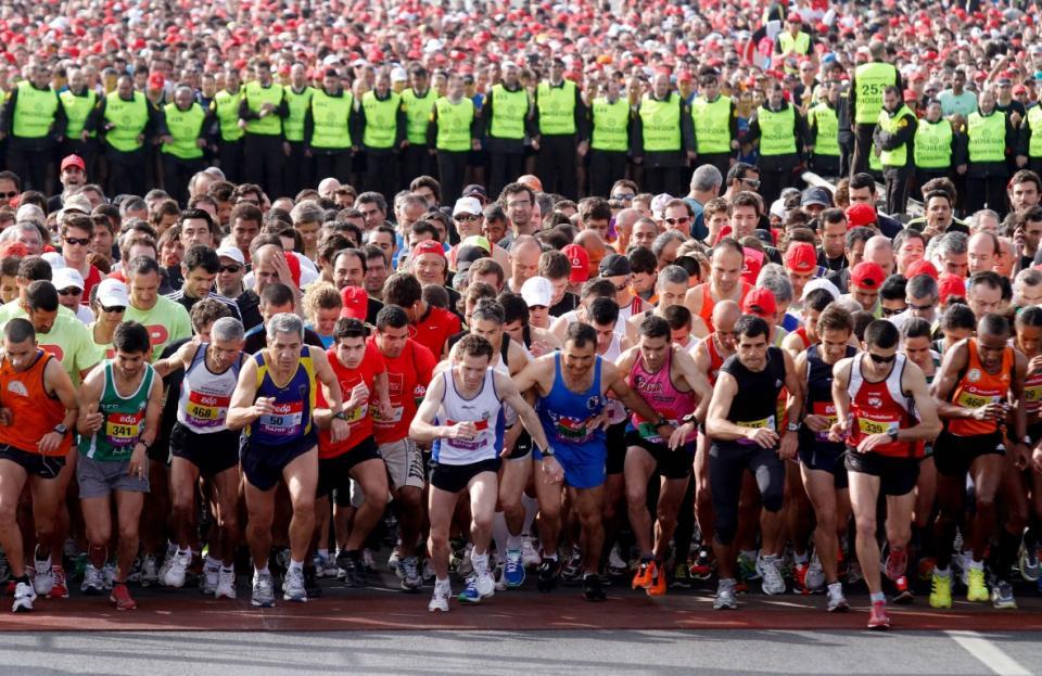 Maratona de Lisboa com dupla vitória queniana