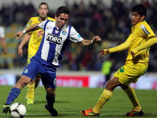 Sócio mais antigo do P. Ferreira quer o FC Porto campeão