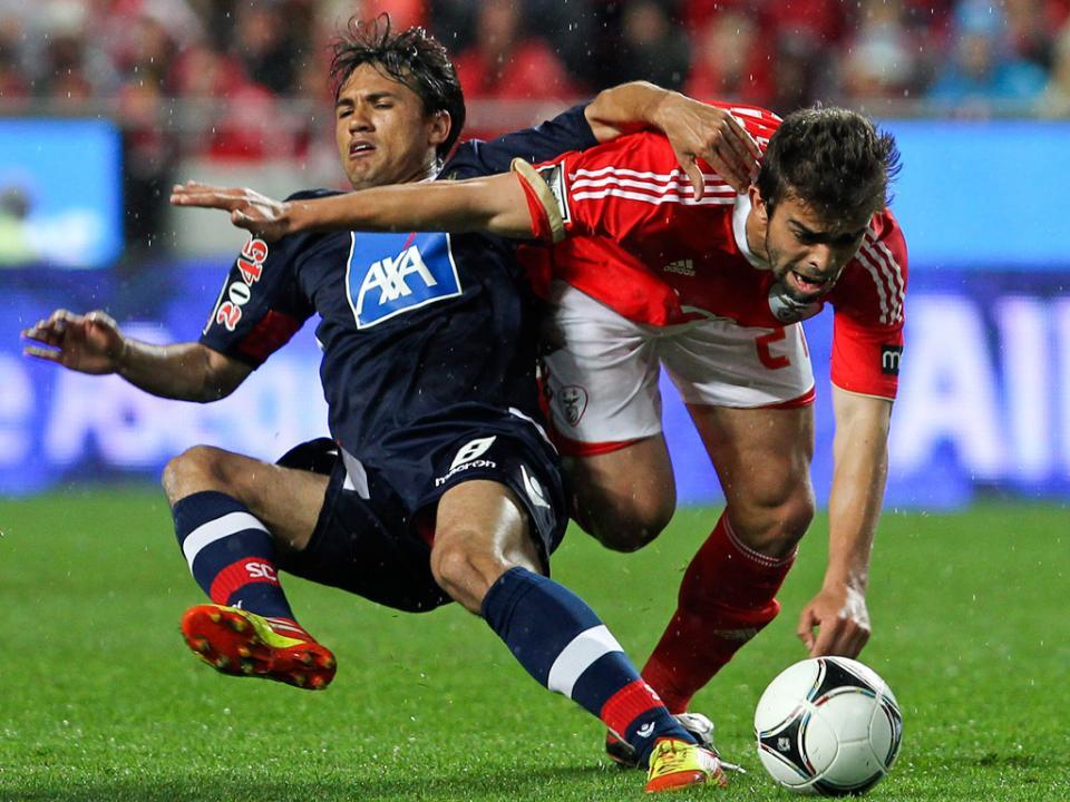 Benfica-Sp. Braga, 2-1 (crónica)
