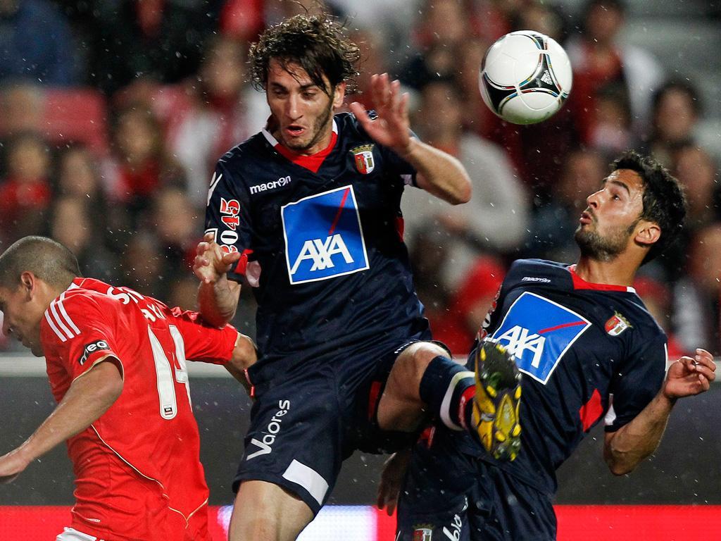 Benfica-Sp. Braga EM DIRETO