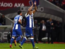 Sp. Braga vs FC Porto (José Coelho/LUSA)
