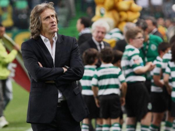 OFICIAL: Jorge Jesus três épocas no Sporting