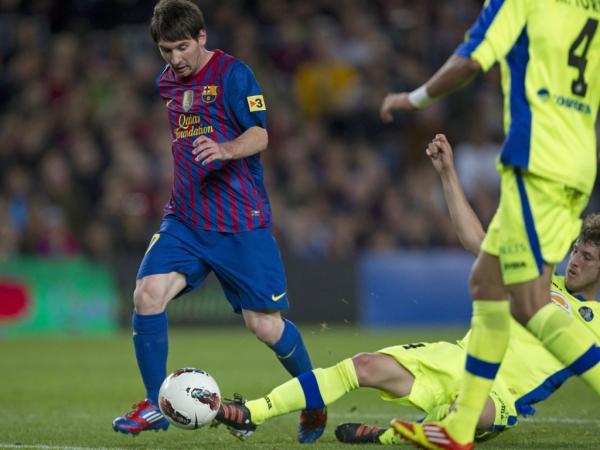 Xavi: «Messi será o melhor jogador da história»