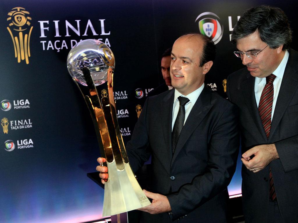 Taça da Liga: Benfica conquista quarto troféu consecutivo