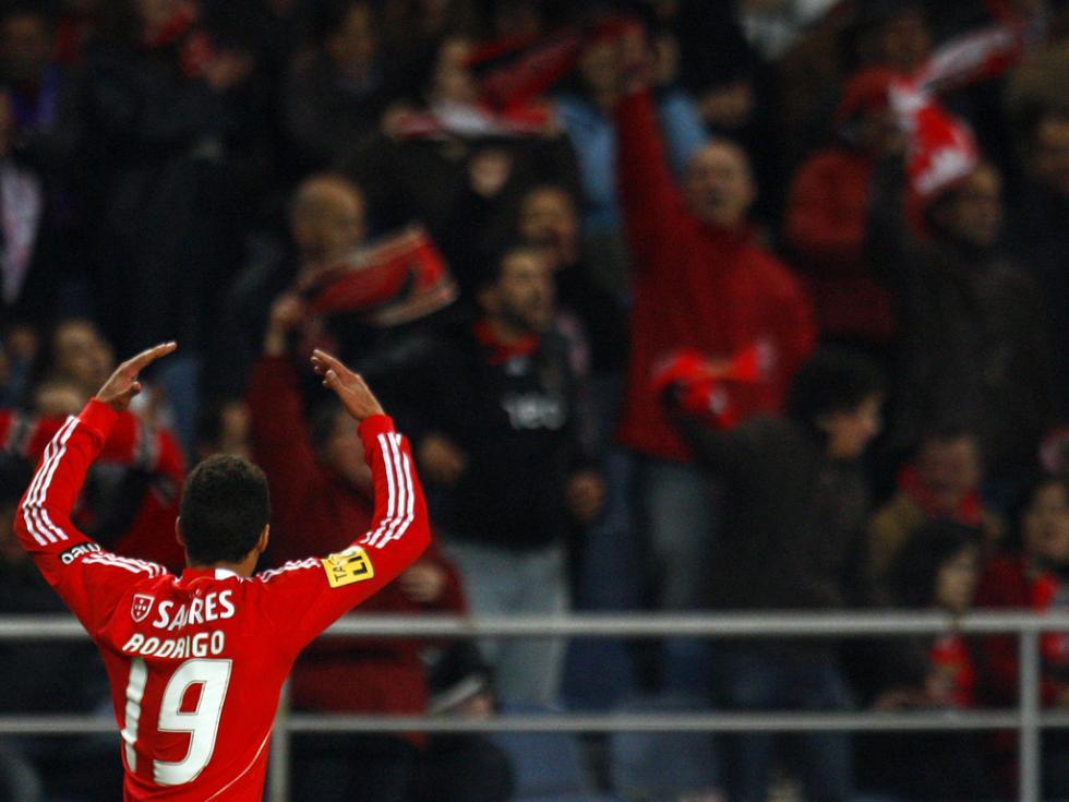 Benfica vs Gil Vicente (LUSA)