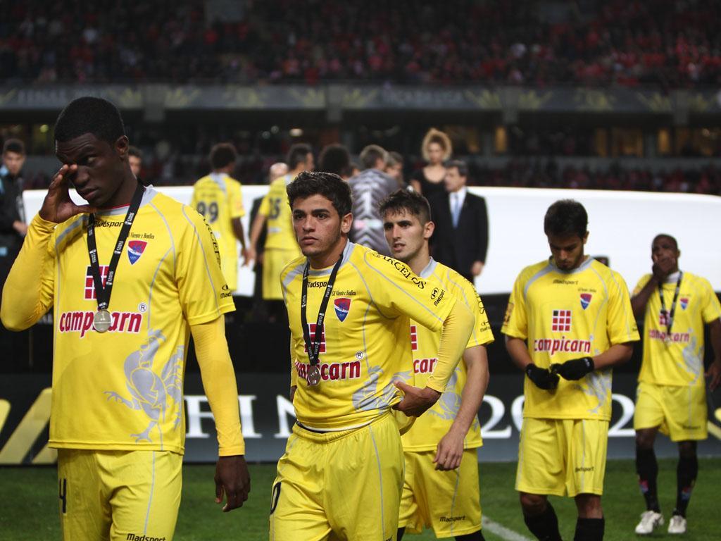 Gil Vicente oficializa parceria com o Manchester City