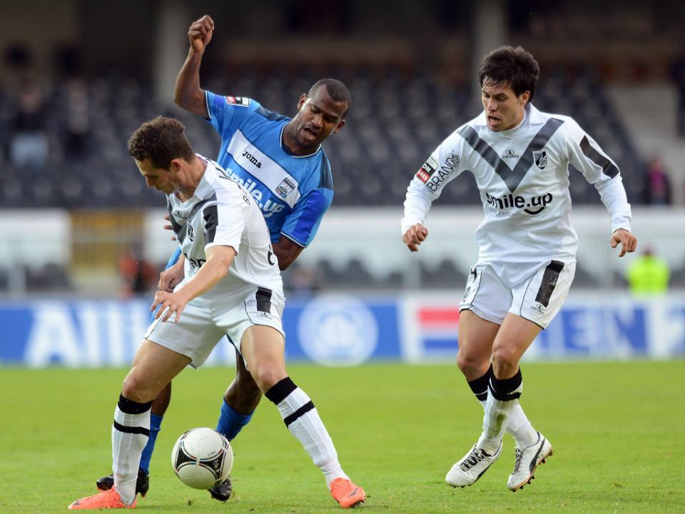 V. Guimarães-U. Leiria, 3-2 (crónica)