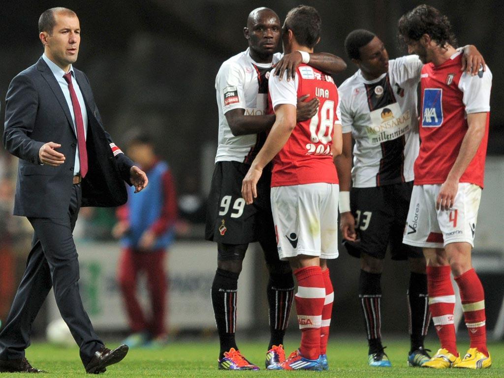 Beira Mar libertou André Pires para o Sp. Braga