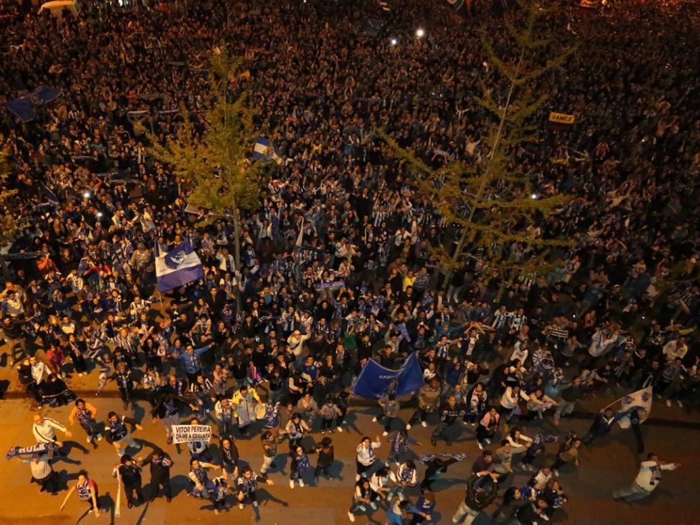 FC Porto bicampeão