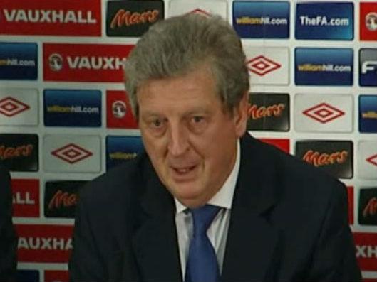 Roy Hodgson: uma gafe memorável