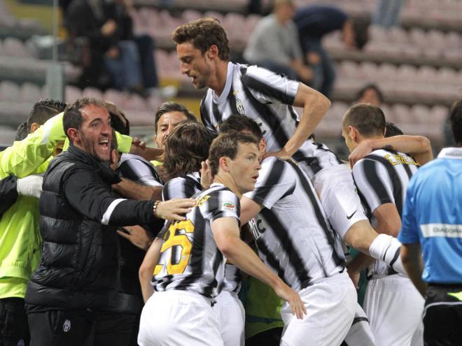 Cagliari vs Juventus (EPA/ANDREA LASORTE)