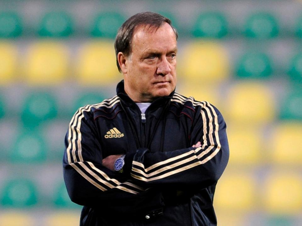 Dick Advocaat é o novo treinador do Sparta Roterdão
