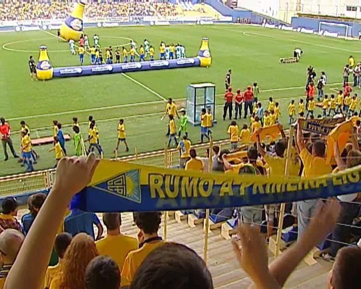 Estoril quer jogar para a Liga Europa na Amoreira