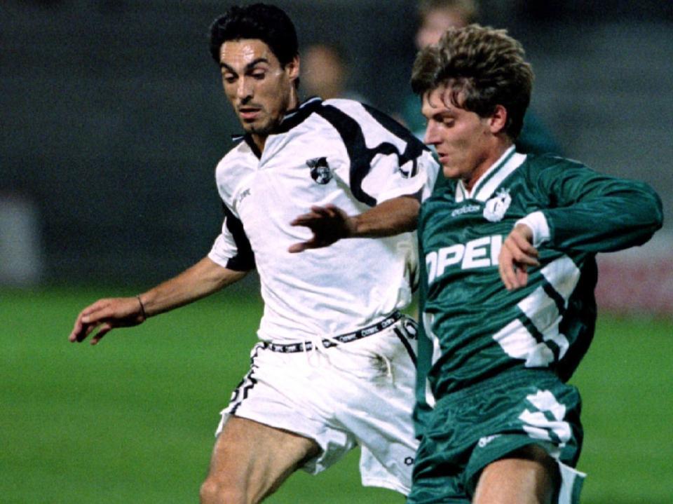 Paneira e a seleção: «Se eu tivesse ficado no Benfica...»