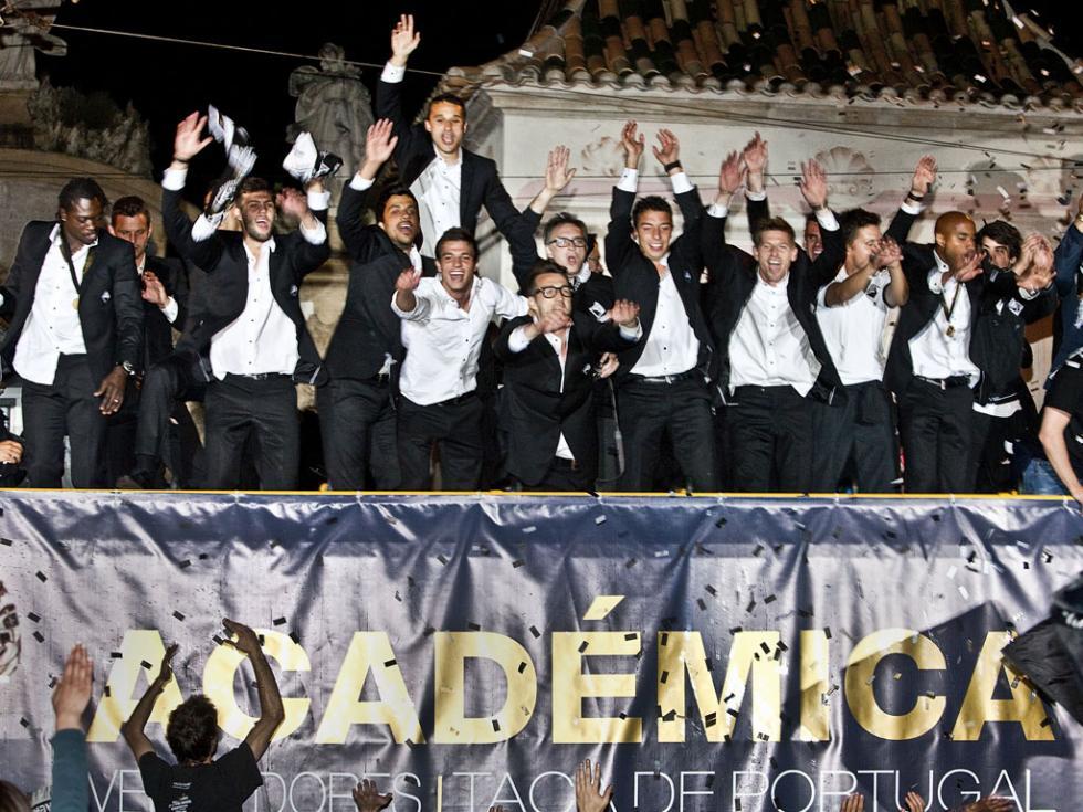 Festa da Académica (Paulo Novais/Lusa)