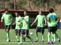 Seleção Nacional prepara o Euro-2012