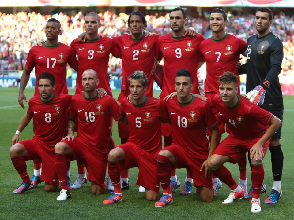 Seleção já está junta para última noite em Portugal  a30465525fc52