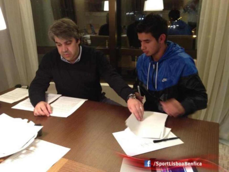 Benfica: Derlis González cinco anos no Basileia