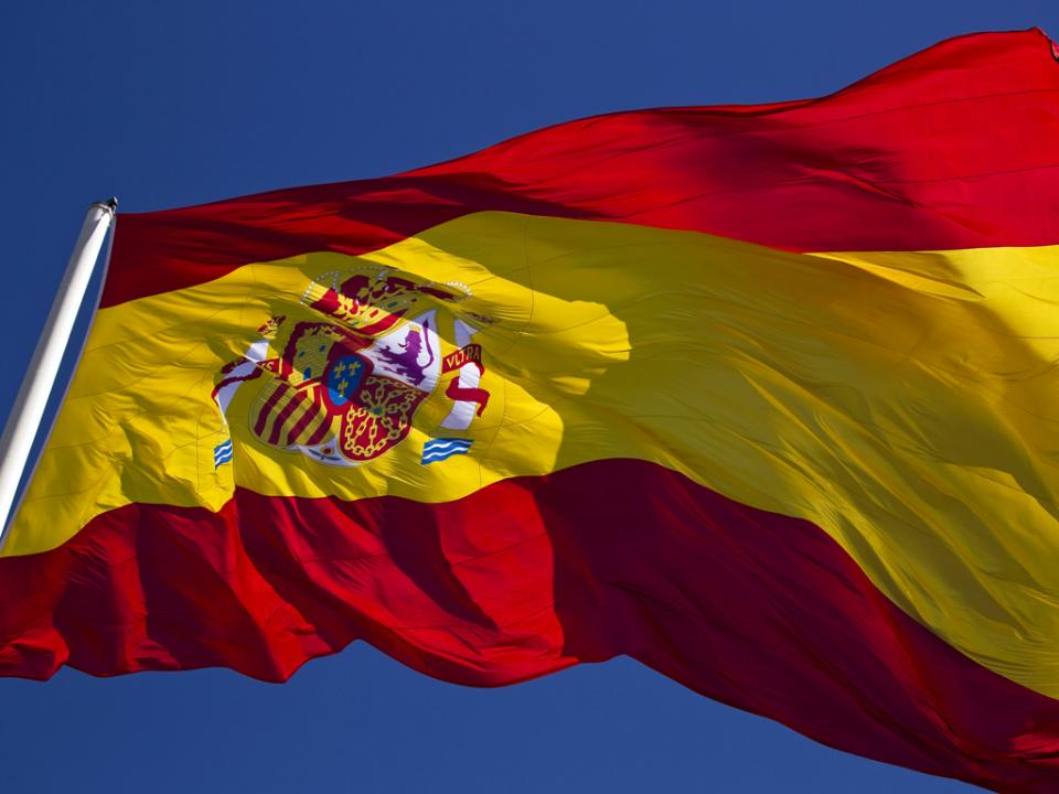 Adeptos marroquinos condenados por mostrar bandeira espanhola