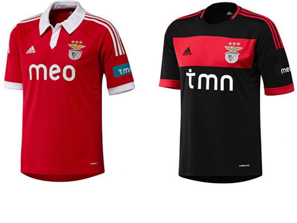 Equipamento do Benfica (2012/13)