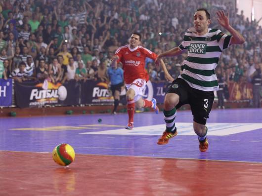 Siga o futsal (play-off final): hoje há mais um derby