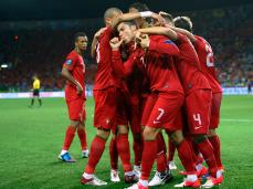 Euro 2012: Portugal vs Holanda   (REUTERS/Felix Ausin Ordonez)