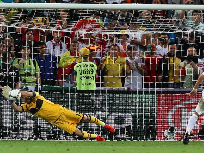Euro 2012: Portugal vs Espanha (LUSA)