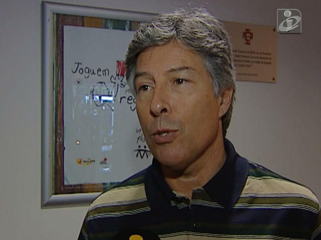 Vítor Pereira é o novo presidente da Comissão de Arbitragem da Grécia