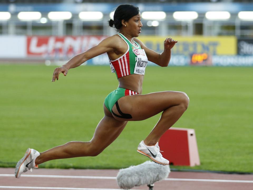 Atletismo: Mamona falha final do triplo salto, Susana apurada