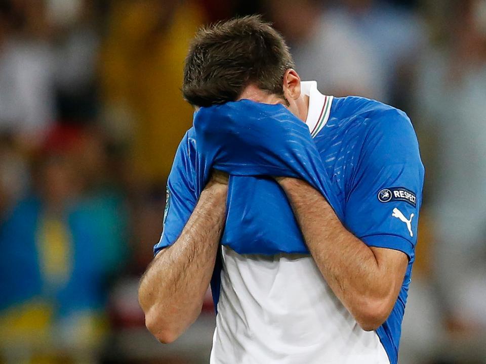 Barzagli diz adeus: «Maior deceção da minha vida»