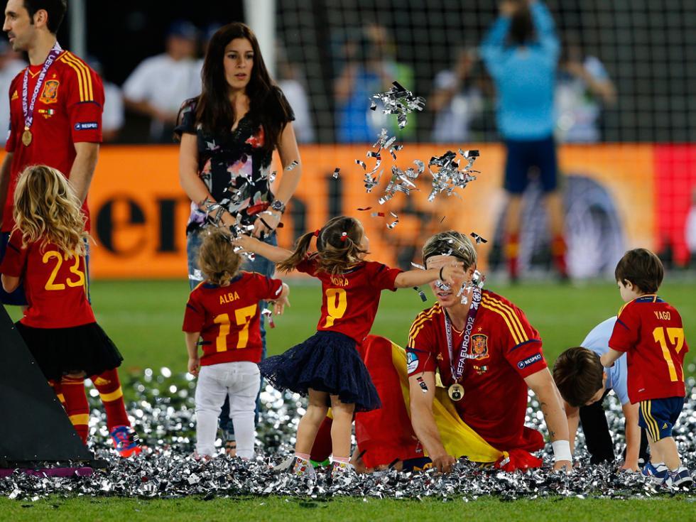 Espanha ganha Euro 2012