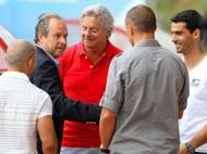 Noton de Matos vai treinar a equipa B do Benfica