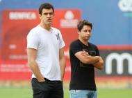 Benfica B: Rafael Copetti e Elvis