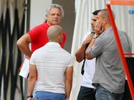 Benfica B: treinador Norton de Matos