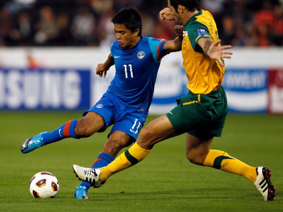 VÍDEO: ex-Sporting volta a brilhar pela seleção da Índia