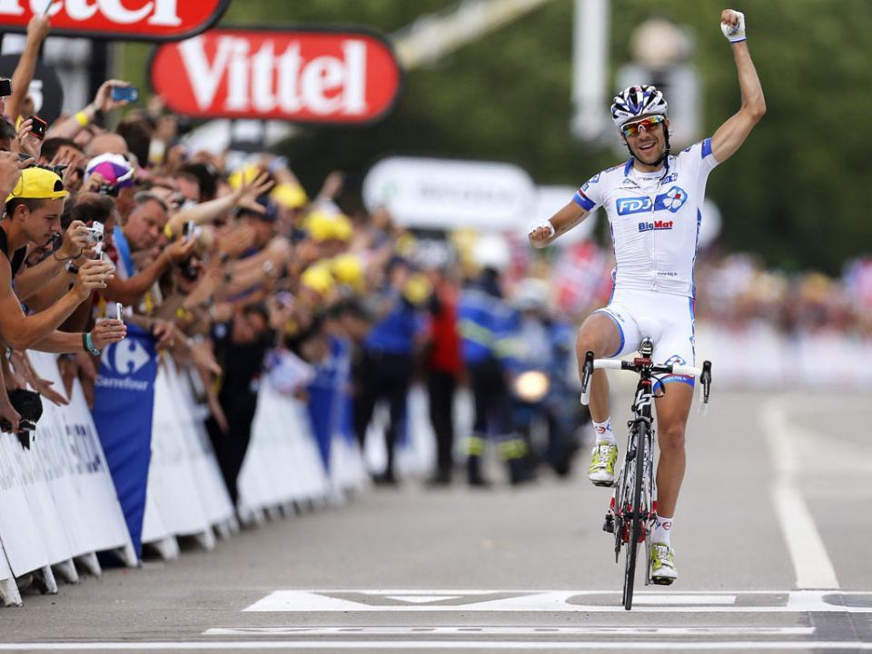 Giro: Pinot vence, Quintana mantém rosa e Dumoulin atrasa-se