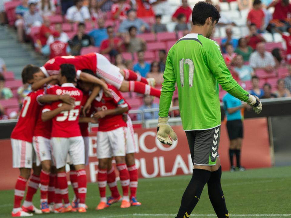 Benfica B: grande golo de Clésio na despedida (vídeo)