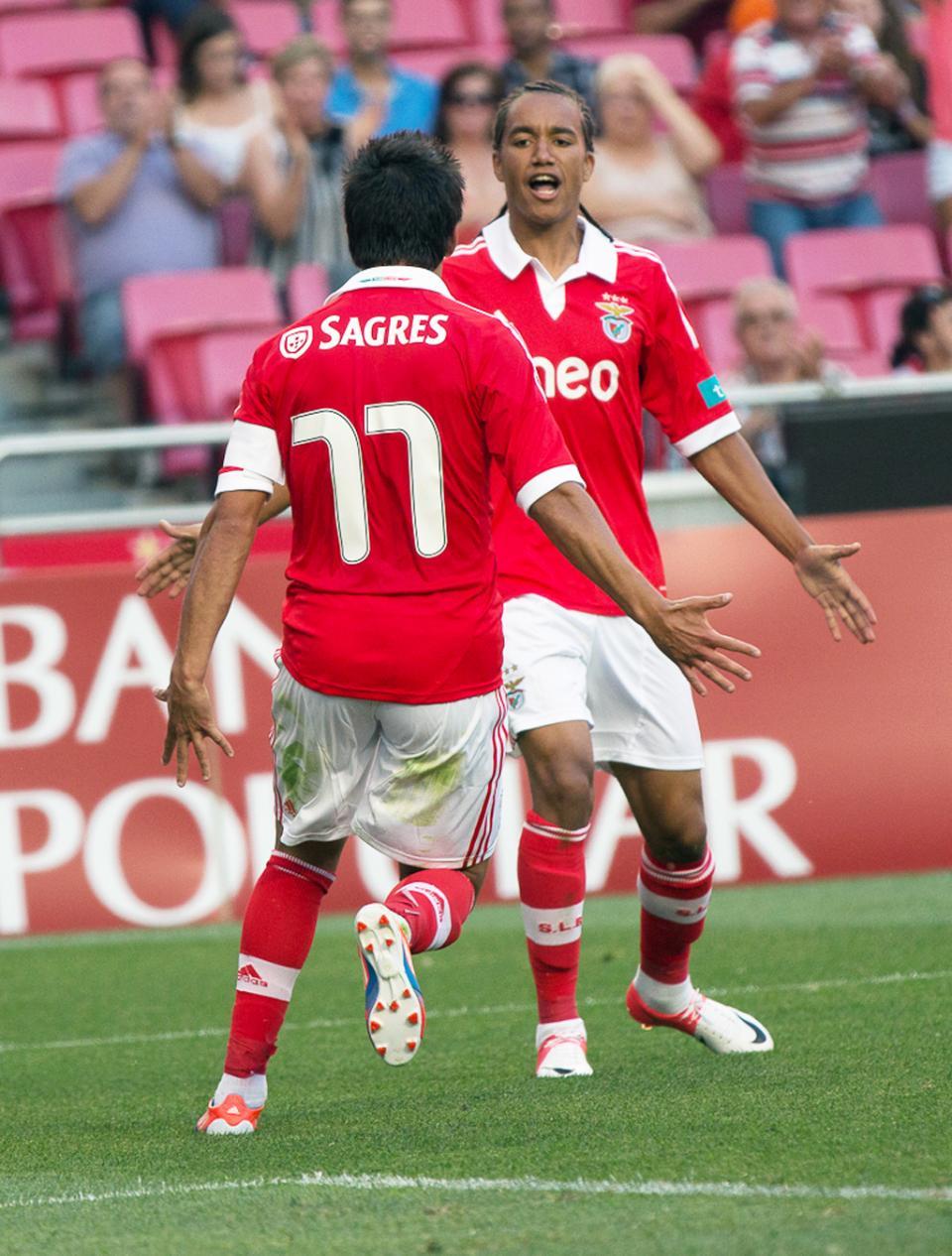Benfica B entra a vencer na Premier League International Cup
