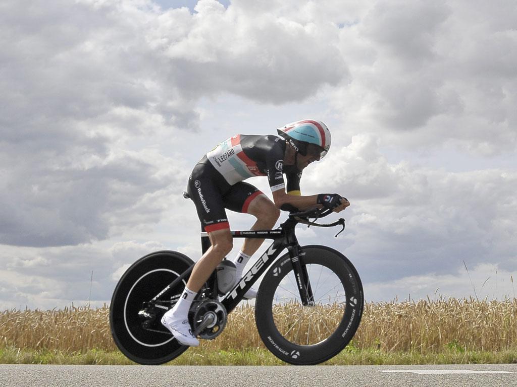 Haimar Zubeldia retira-se do ciclismo aos 40 anos