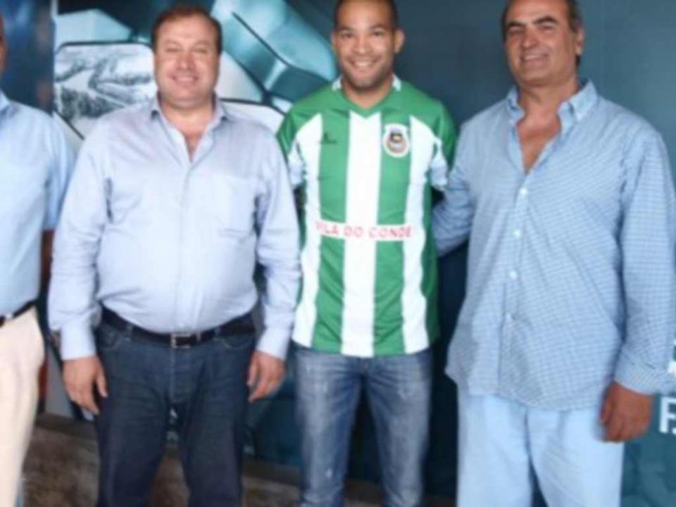Rio Ave: Rodriguez falha jogo no Estádio do Dragão