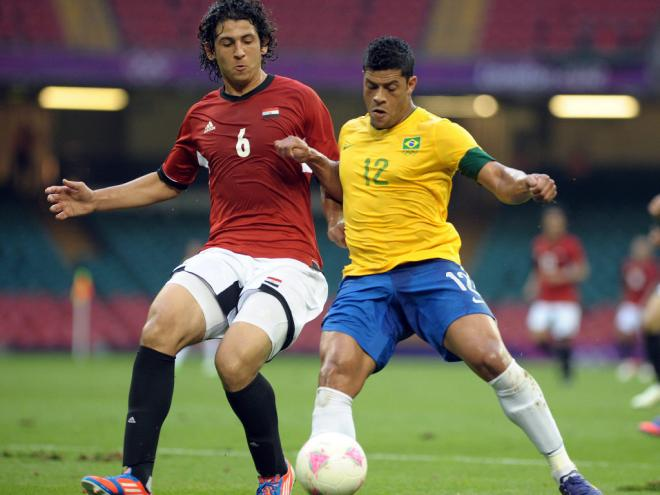 Brasil-Egipto [EPA]