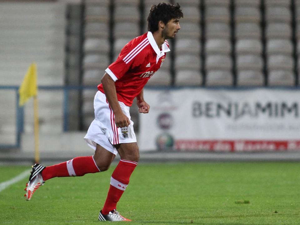Benfica B empata com o Penafiel