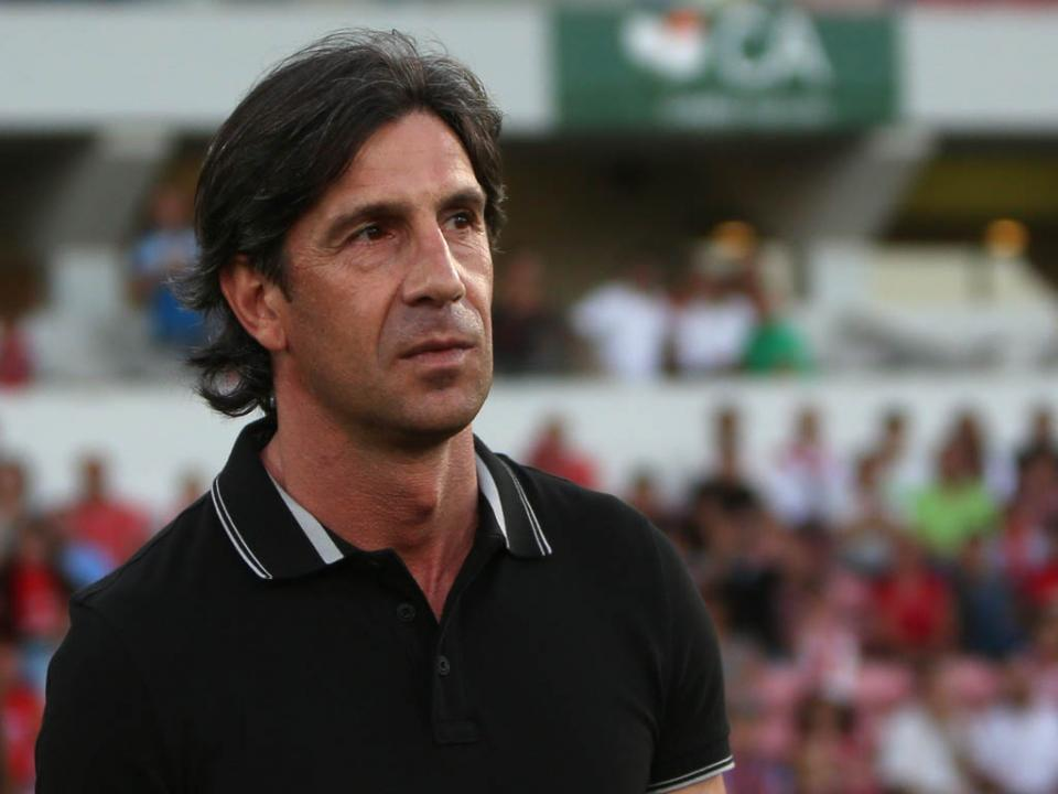 Paulo Alves sucede a Jorge Casquilha como treinador do Gil Vicente