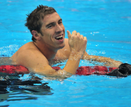 Michael Phelps Foto: Reuters