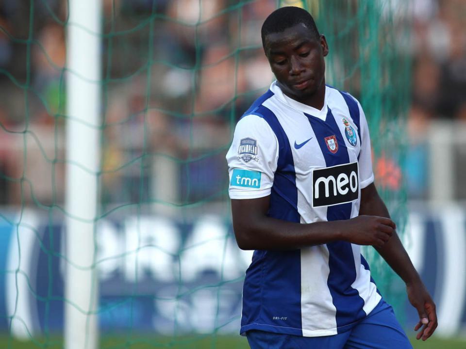 FC Porto: Djalma emprestado ao Konyaspor