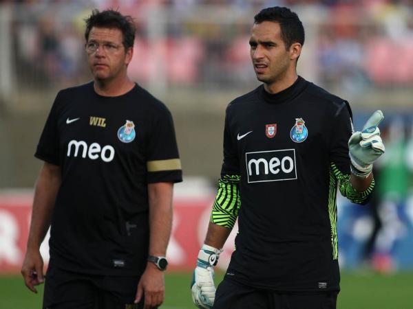 FC Porto: Will Coort rescinde e junta-se a Villas Boas