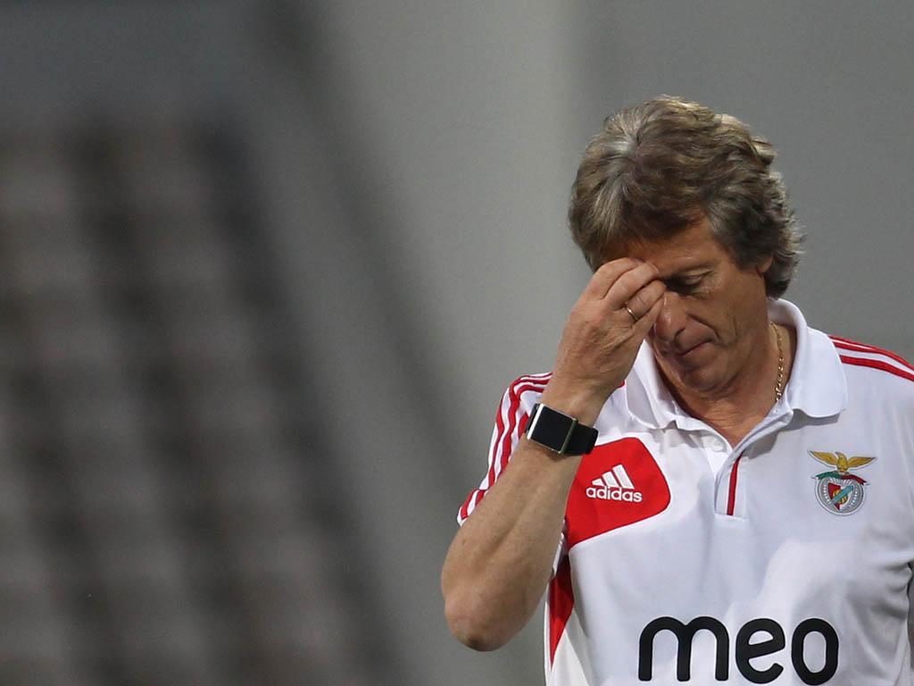 Benfica: nove anos sem vencer no arranque da Liga
